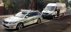 KCC Vehicles