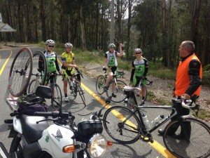 Girls up Hotham