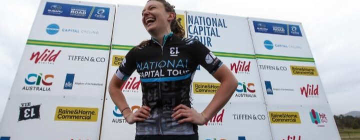 Rebecca Stephens - Most Aggressive Rider, National Capital Tour, 2016
